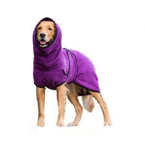 Hundebademäntel